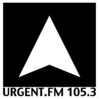 Logo of radio station URGent Radio
