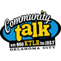 Logo de la radio KTLR Talk AM 890