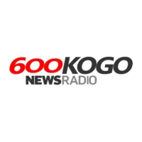 Logo of radio station KOGO 600 AM