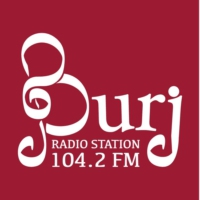 Logo de la radio Burj Radio