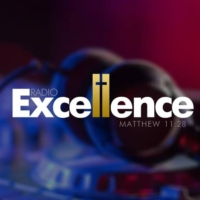 Logo of radio station Excellence Radio