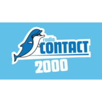 Logo of radio station Contact 2000