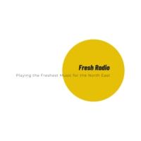 Logo of radio station Fresh Radio North East