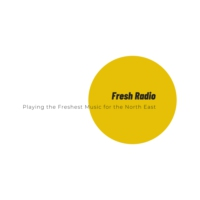 Logo of radio station Fresh Radio North East