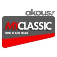 Logo de la radio Akous. MyClassic