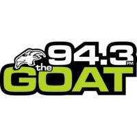 Logo of radio station CIRX-FM 94 The GOAT