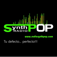 Logo of radio station Synthpop Radio