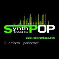Logo de la radio Synthpop Radio
