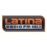 Logo of radio station Radio Latina FM 101.1