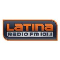 Logo of radio station Radio Latina FM 101.1