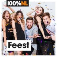 Logo de la radio 100% NL - Feest