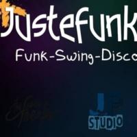 Logo of radio station JusteFunk