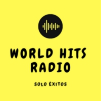 Logo of radio station World Hits Chile