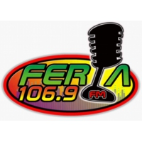 Logo of radio station feria 106.9 fm Maracaibo