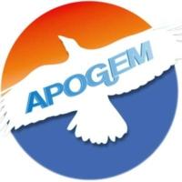 Logo of radio station APOGEM RADIO
