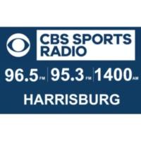 Logo of radio station WHGB CBS Sports Radio