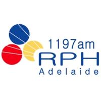Logo of radio station 5RPH Adelaide