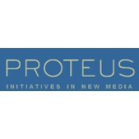 Logo de la radio Proteus Wavelengths - Florida Atlantic University