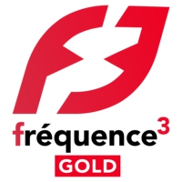 Logo of radio station Fréquence 3 Gold