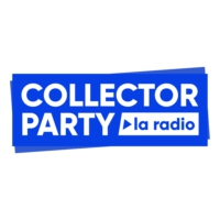 Logo of radio station COLLECTOR PARTY la radio