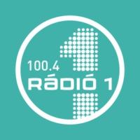 Logo of radio station Rádió 1 Salgótarján