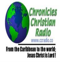 Logo of radio station Chronicles Christian Radio