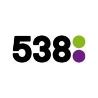 Logo of radio station Radio 538