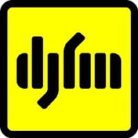 Logo de la radio DJFM Киев 96.8