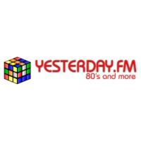 Logo de la radio Yesterday.fm by RMNradio