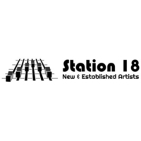 Logo of radio station Station 18