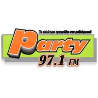 Logo of radio station Party FM 97.1