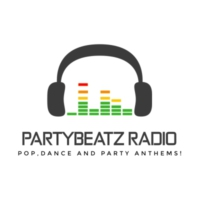 Logo of radio station Partybeatz Radio