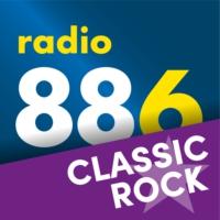 Logo of radio station radio 88.6 - Classic Rock