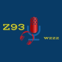 Logo of radio station Z93 WZZZ