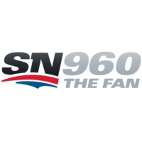 Logo of radio station CFAC Sportsnet 960 The FAN