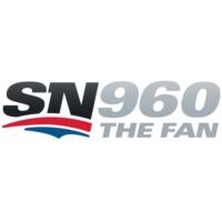 Logo de la radio CFAC Sportsnet 960 The FAN