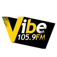 Logo de la radio WARB Vibe 105.9