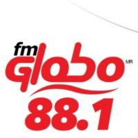 Logo de la radio XHJM-FM Globo 88.1