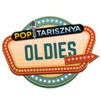 Logo of radio station Poptarisznya Oldies