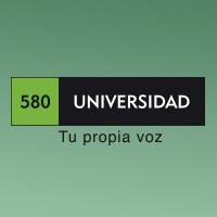 Logo de la radio Radio Universidad AM 580