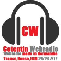 Logo of radio station Cotentin Webradio