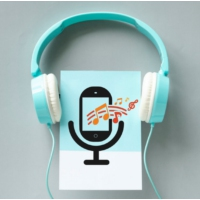 Logo of radio station radiobella