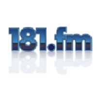 Logo of radio station 181.fm – Highway 181