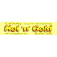 Logo of radio station Hot N Gold