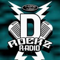 Logo of radio station D-Rockz Radio