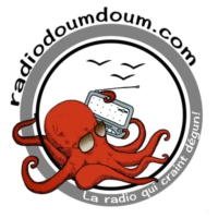 Logo of radio station Radio DoumDoum