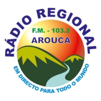 Logo of radio station Rádio Regional de Arouca