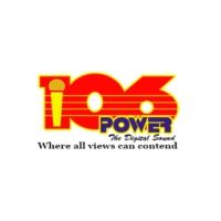 Logo of radio station Power 106.1 FM