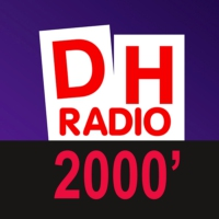 Logo of radio station DH Radio 2000