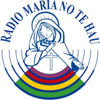 Logo of radio station Radio Maria No Te Hau